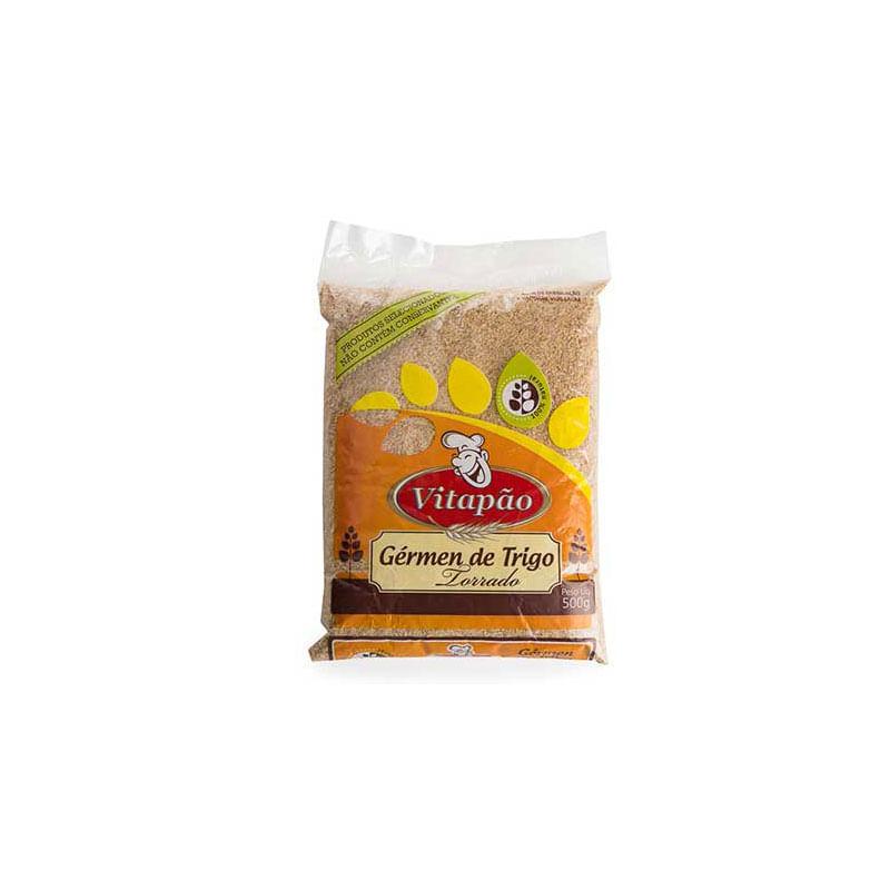 como se prepara el germen de trigo para comer