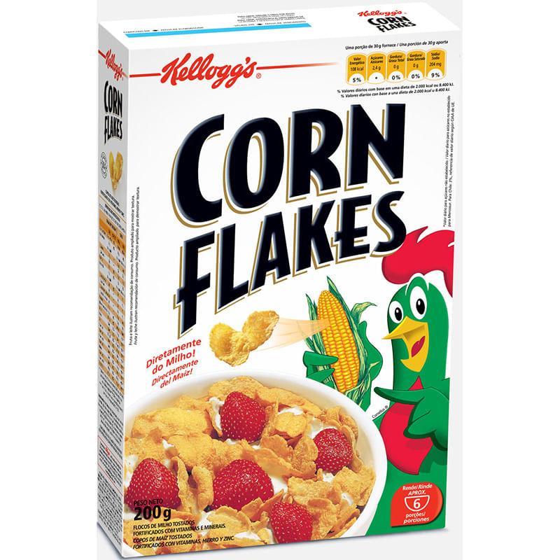 Cereal matinal para dieta