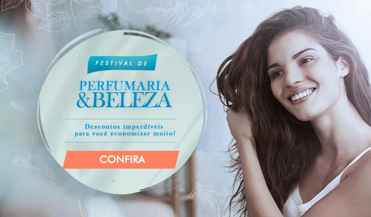 Festival Perfumaria e Beleza