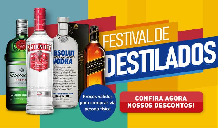 festival destilados