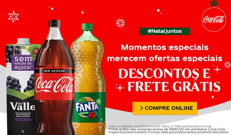 Coca Cola Entrega Dezembro