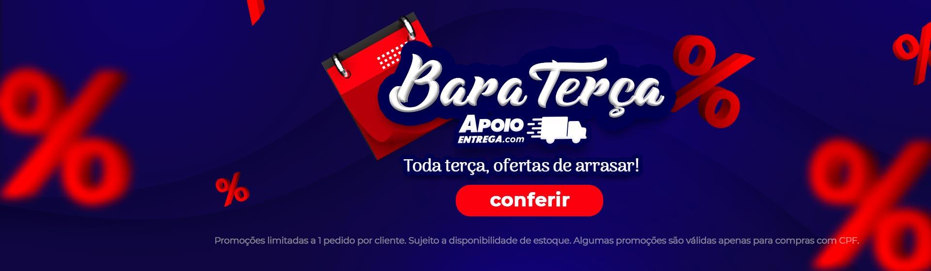 fb3d9be0fd Apoio Entrega: atacado e varejo on-line com preços incríveis