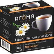 Cha-Aroma-Capsula-Camomila-e-Erva-Doce-Compativel-Com-Maquina-Nespresso-25-g