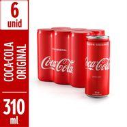 Refrigerante-Coca-Cola-Lata-310ml-com-6-Unidades-Leve-Mais-Pague-Menos