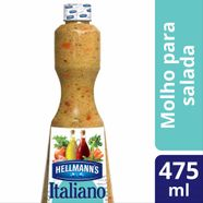 Molho para Salada Hellmanns Italiano 475ml