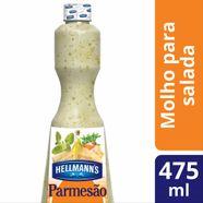 Molho para Salada Hellmanns Parmesão 475ml