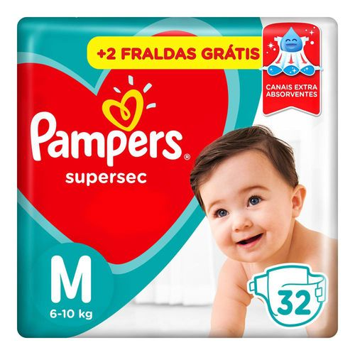 Fraldas-Pampers-Supersec-M-32-Tiras