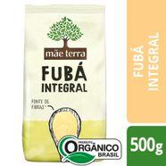 fuba-organico-integral-mae-terra-pacote-500g