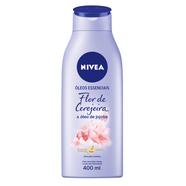Locao-Hidratante-Nivea-Oleos-Essenciais-Flor-de-Cerejeira-400ml