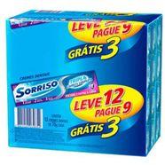 Creme-Dental-Sorriso-Limpeza-Completa-70g-12-Unidades-Embalagem-Promocional