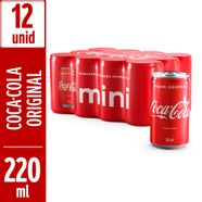 Refrigerante-Coca-Cola-Sabor-Original-Mini-220ml