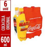 Refrigerante-Coca-Cola-Sabor-Original-600ml-Embalagem-com-6-Unidades