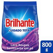 Lava-Roupas-Sanitizante-em-Po-Brilhante-Cuidado-Total-Combate-Germes-e-Bacterias-800g