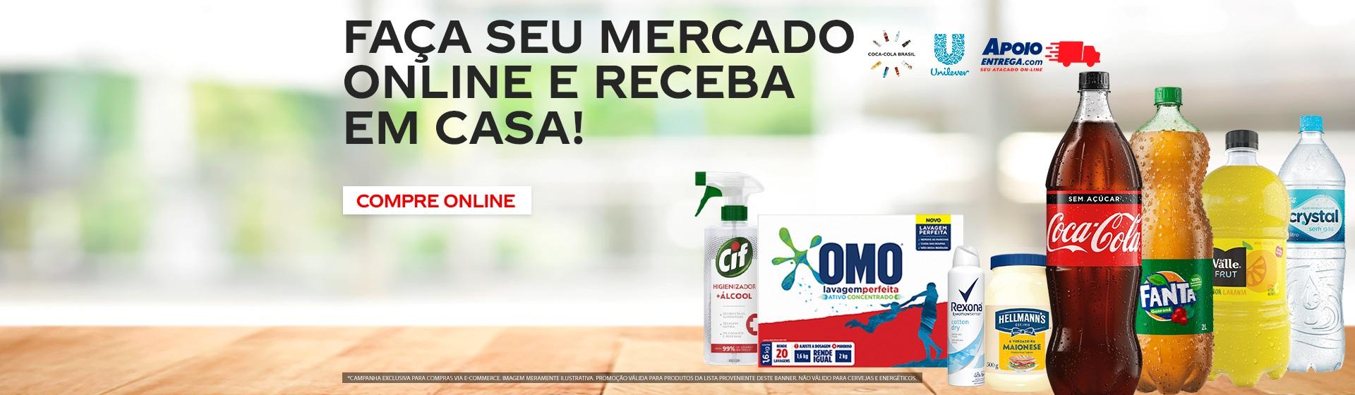 Coca Cola + Unilever