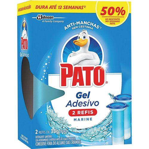 Gel-Adesivo-Pato-Marine-Refil-2-Refis-38g