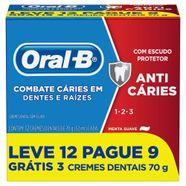 Creme-Dental-Oral-B-123-Anti-Caries-Menta-Suave-70g-12-unidades